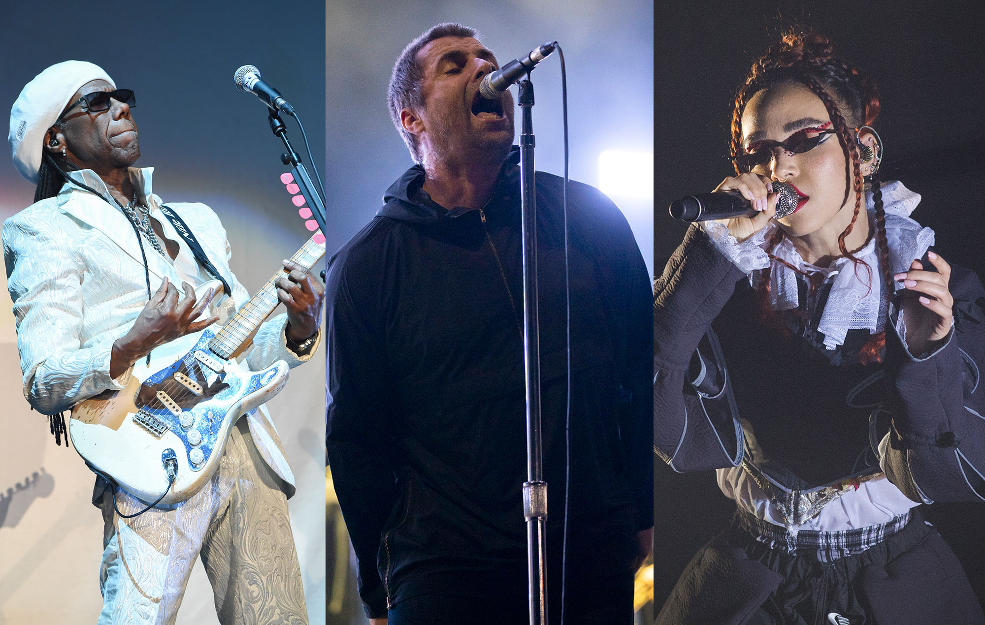 Nile Rodgers, Liam Gallagher, FKA Twigs and more donate signed guitars and memorabilia to auction to help struggling workers