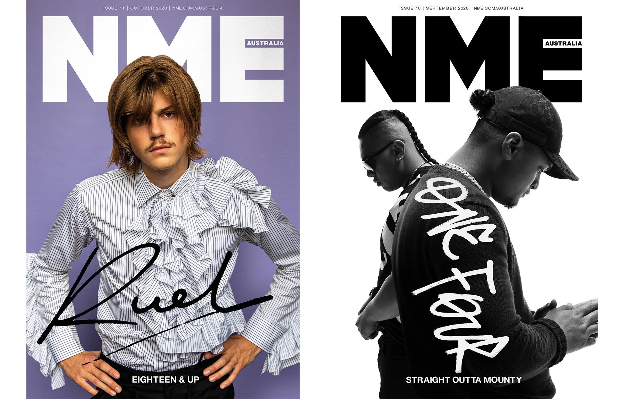 nme australia magazine