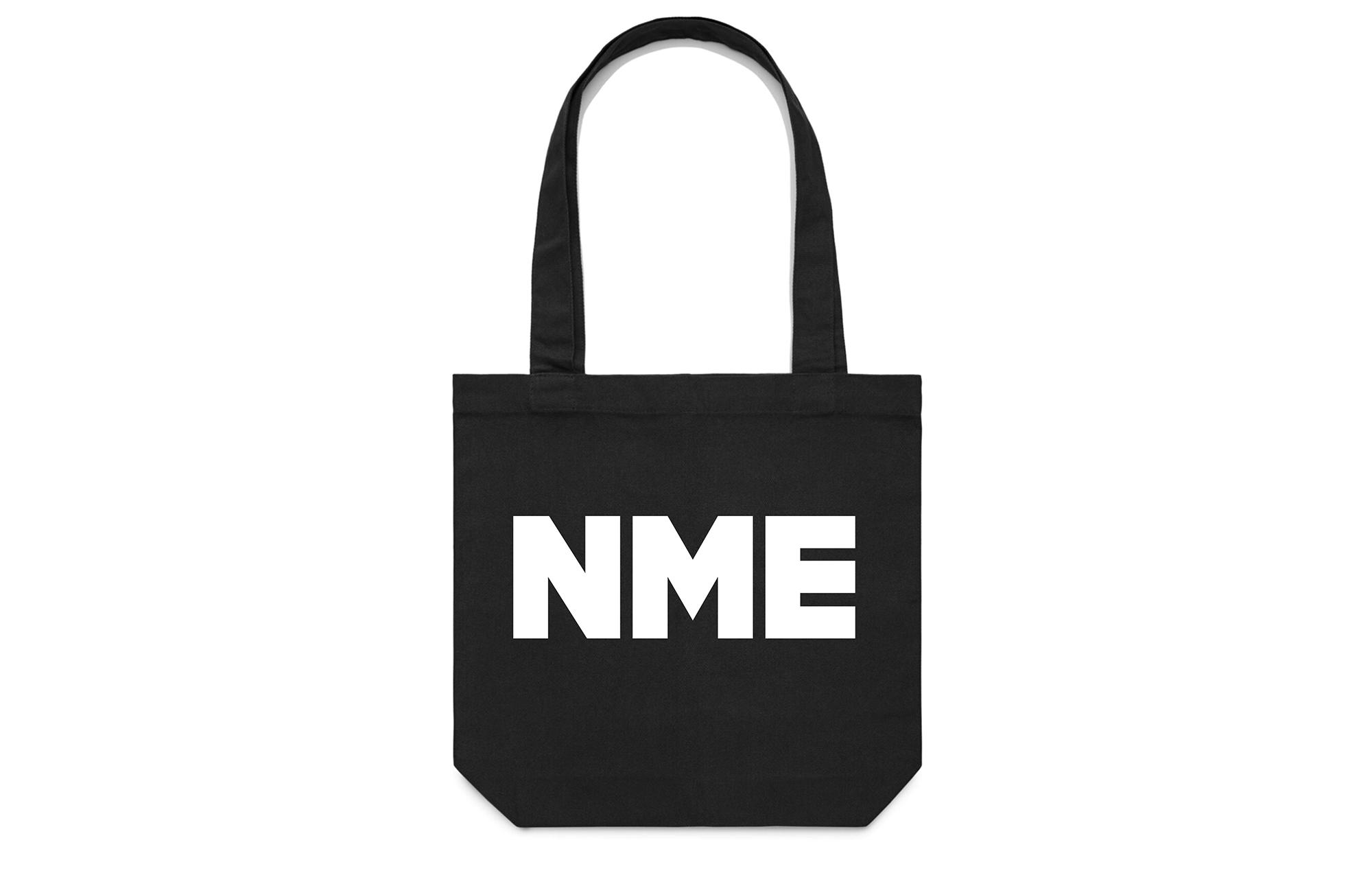 nme tote bag merch