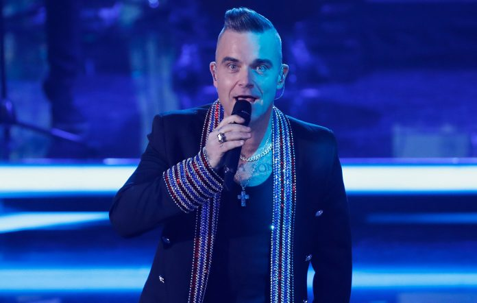 Robbie Williams doesn't think he'll get another Number One single | NME