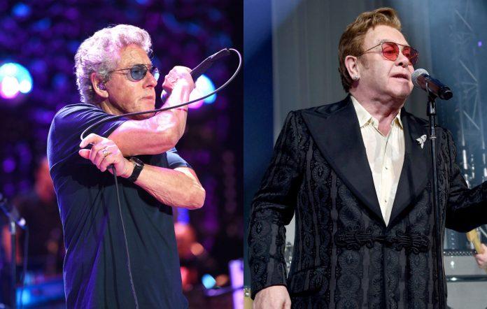 Roger Daltrey / Elton John