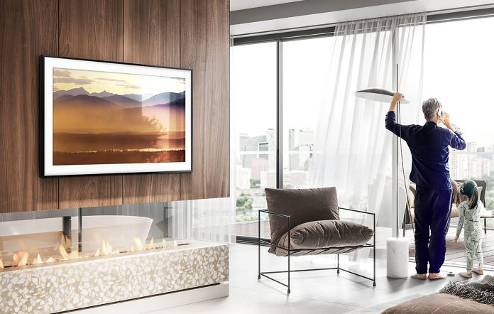 Samsung Frame QLED Smart TV