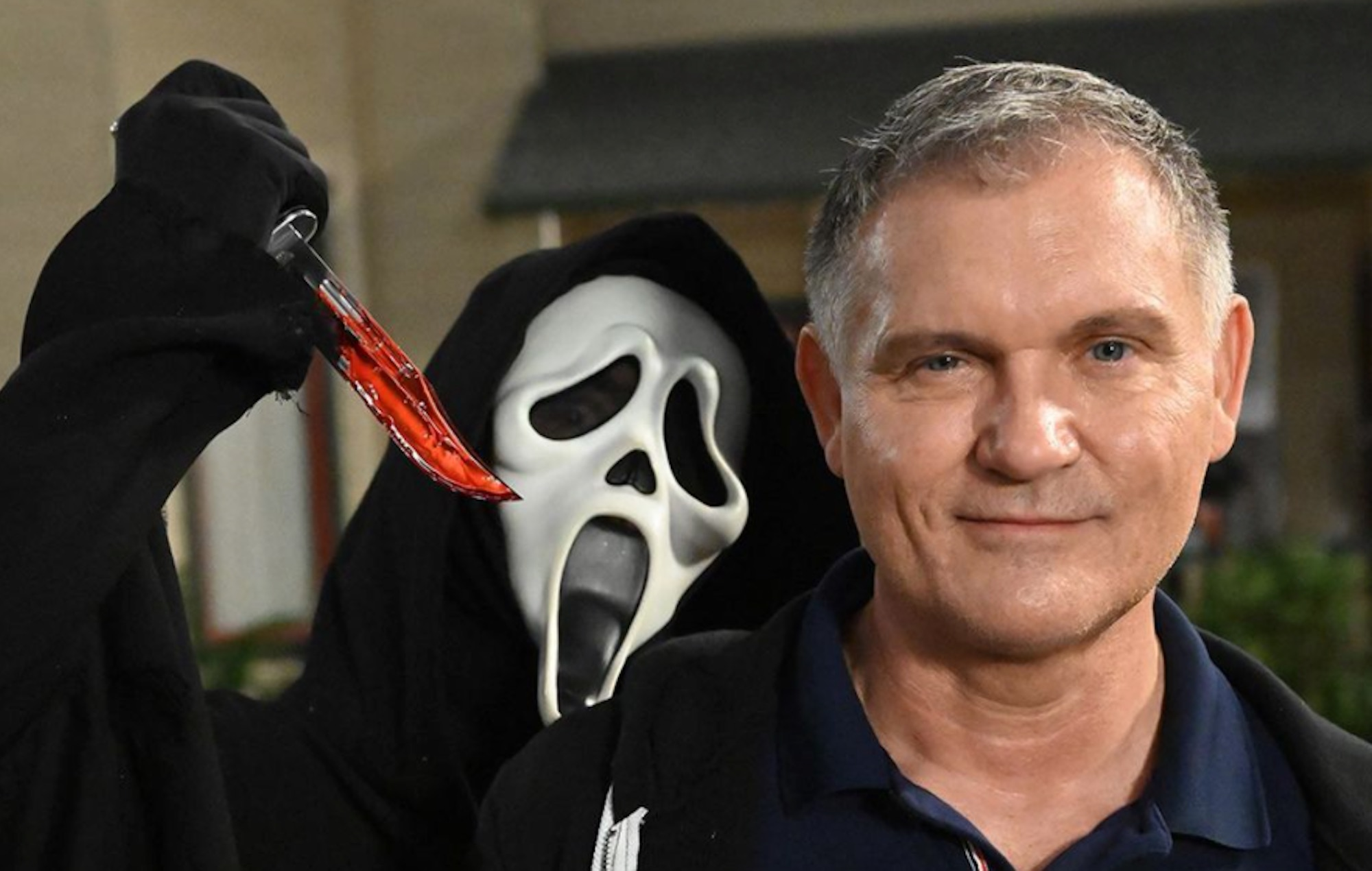 Title for 'Scream' reboot confirmed as filming concludes ...