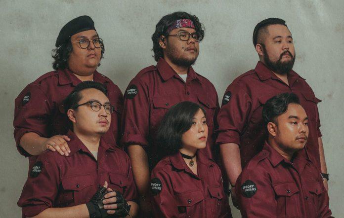 Spooky Wet Dreams Malaysia rock politics interview 2020 Koleksi Dendangan Untuk Masa Hadapan