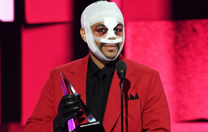 , <b> The Weeknd was royally snubbed at The Grammys </b>