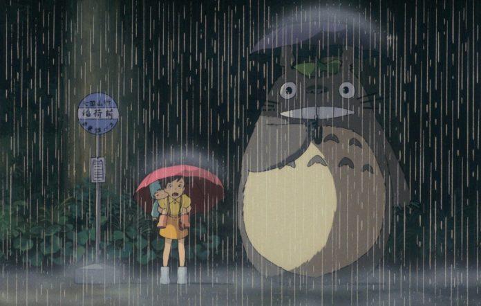 My Neighbour Totoro, Studio Ghibli