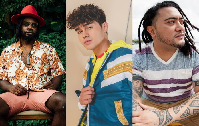 Inigo Pascual reggae remix Catching Feelings Bimwala J Boog Moophs