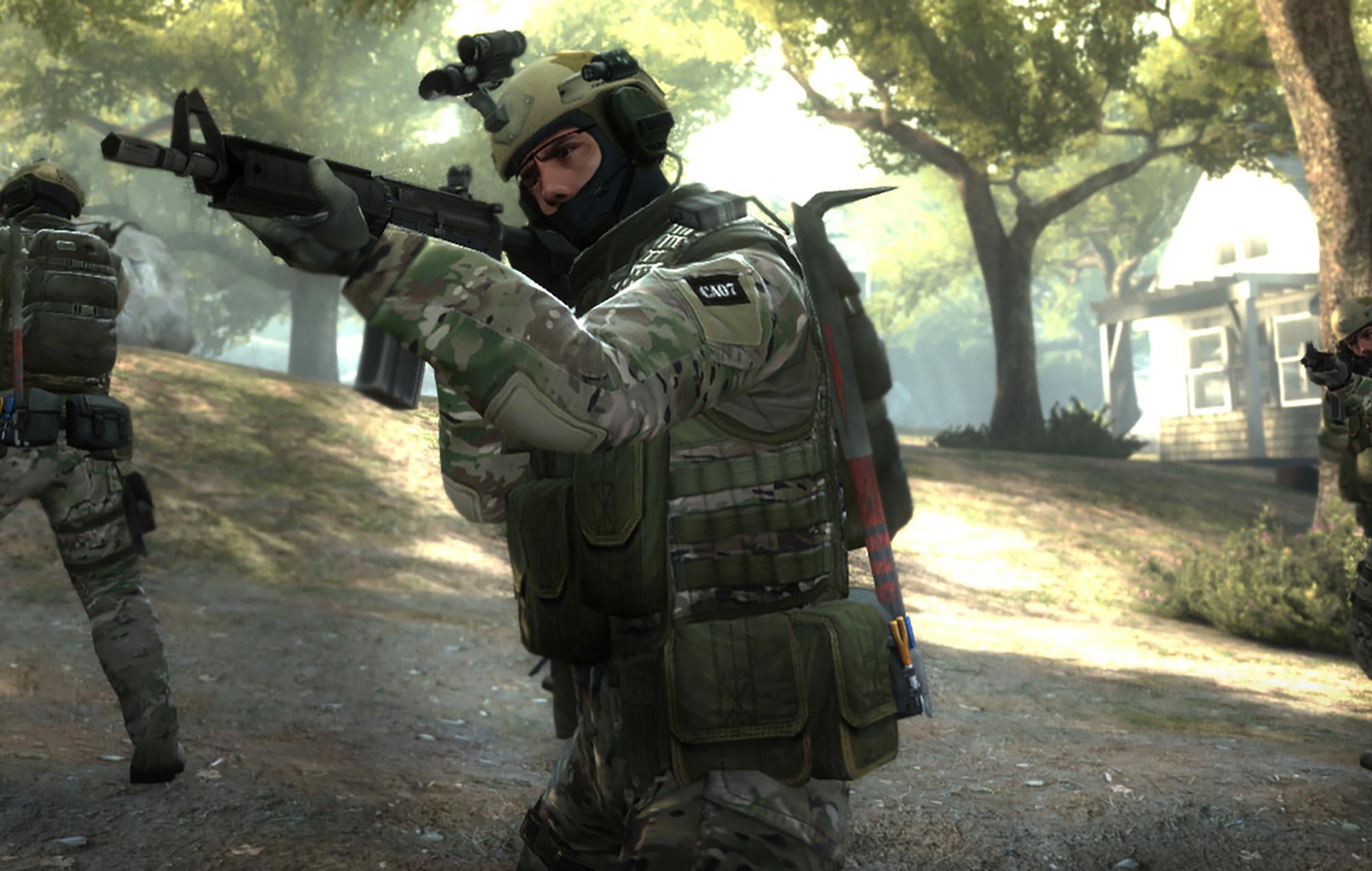 Counter-Strike Global Offensive CS:GO