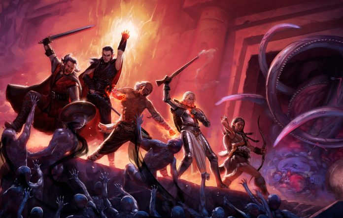 Pillars Of Eternity Obsidian Entertainment