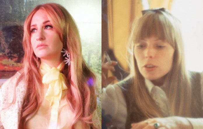Margo Price, Joni Mitchell