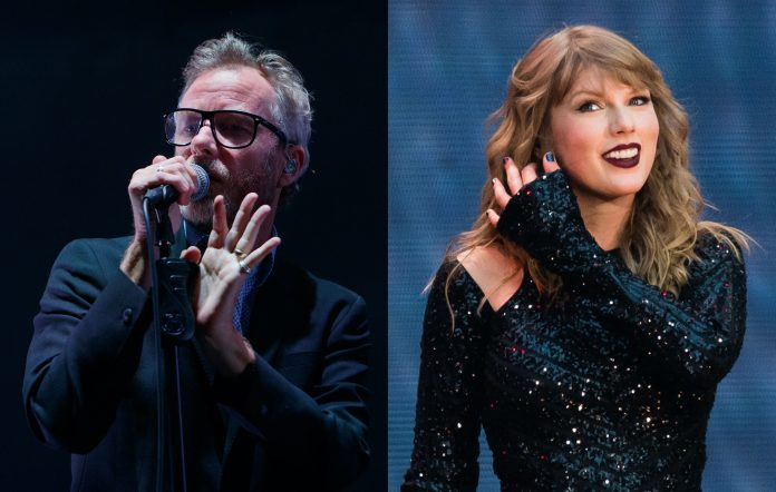 Matt Berninger, Taylor Swift