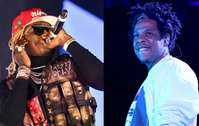 Young Thug and Jay-Z