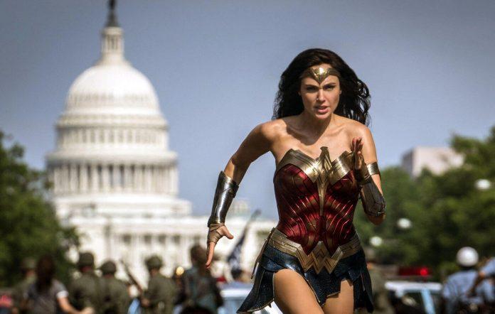 Wonder Woman 1984, Gal Gadot