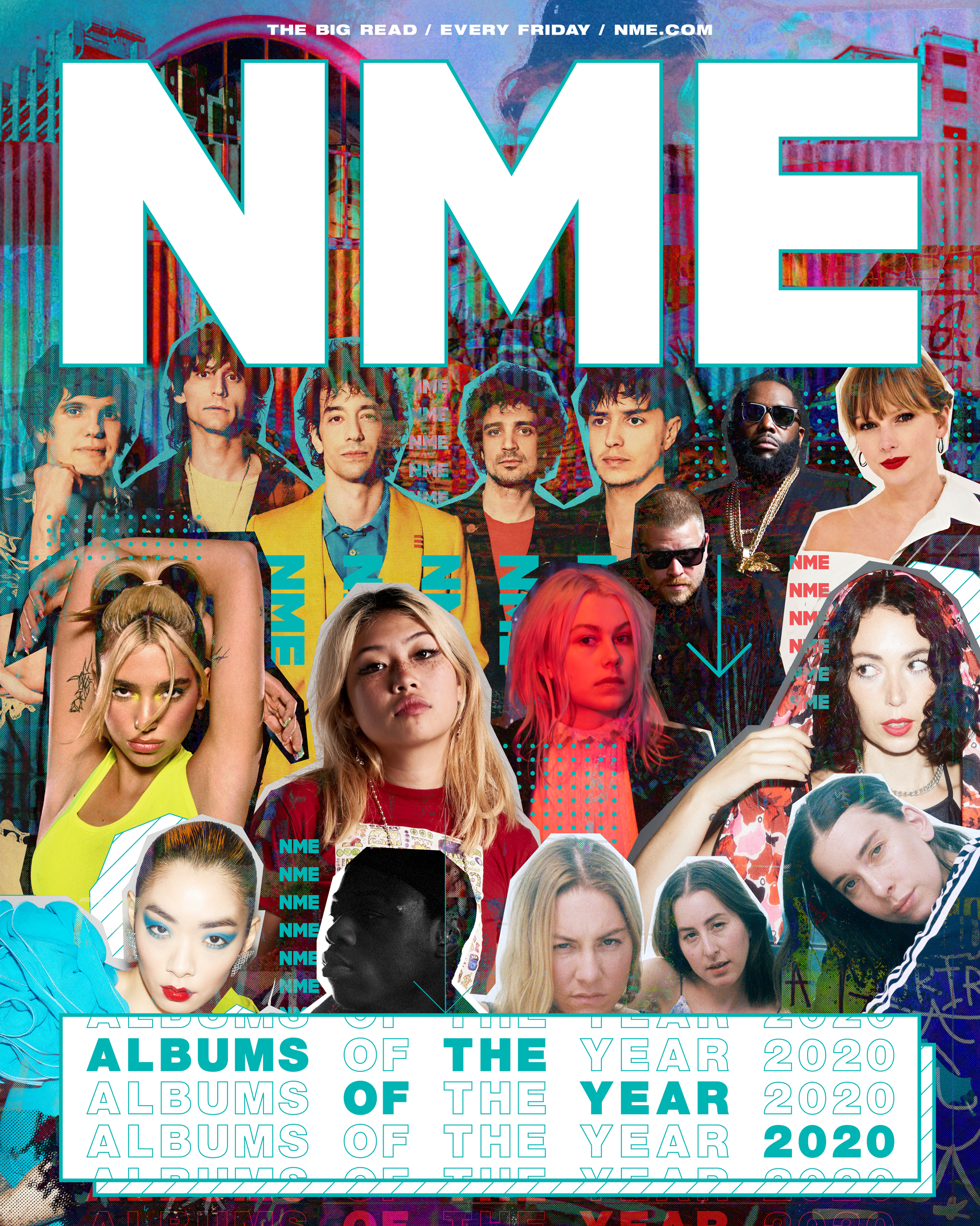 nme best albums of the year 2020