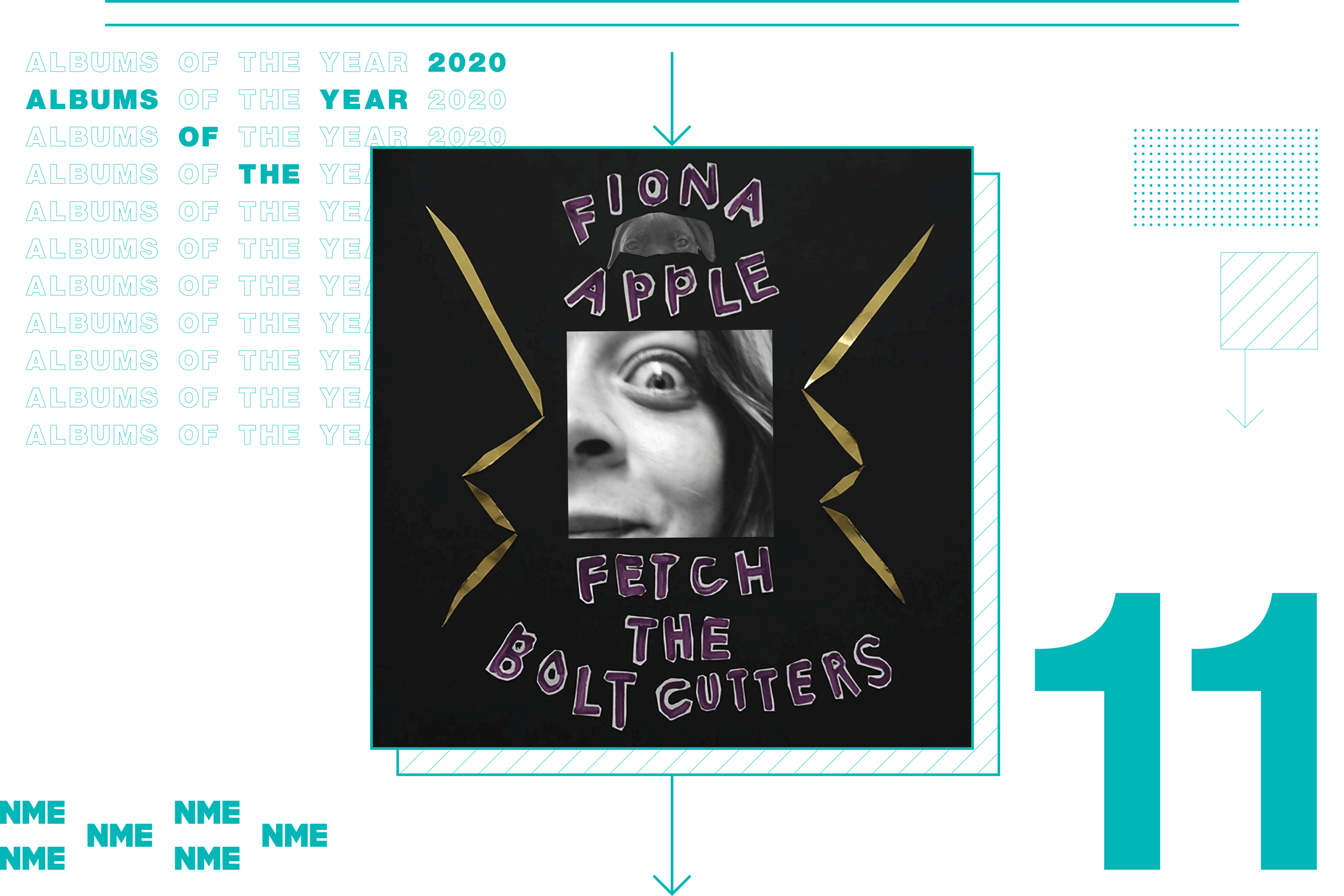 NME Album Of The Year 2020 Fiona Apple – Fetch the Bolt Cutters