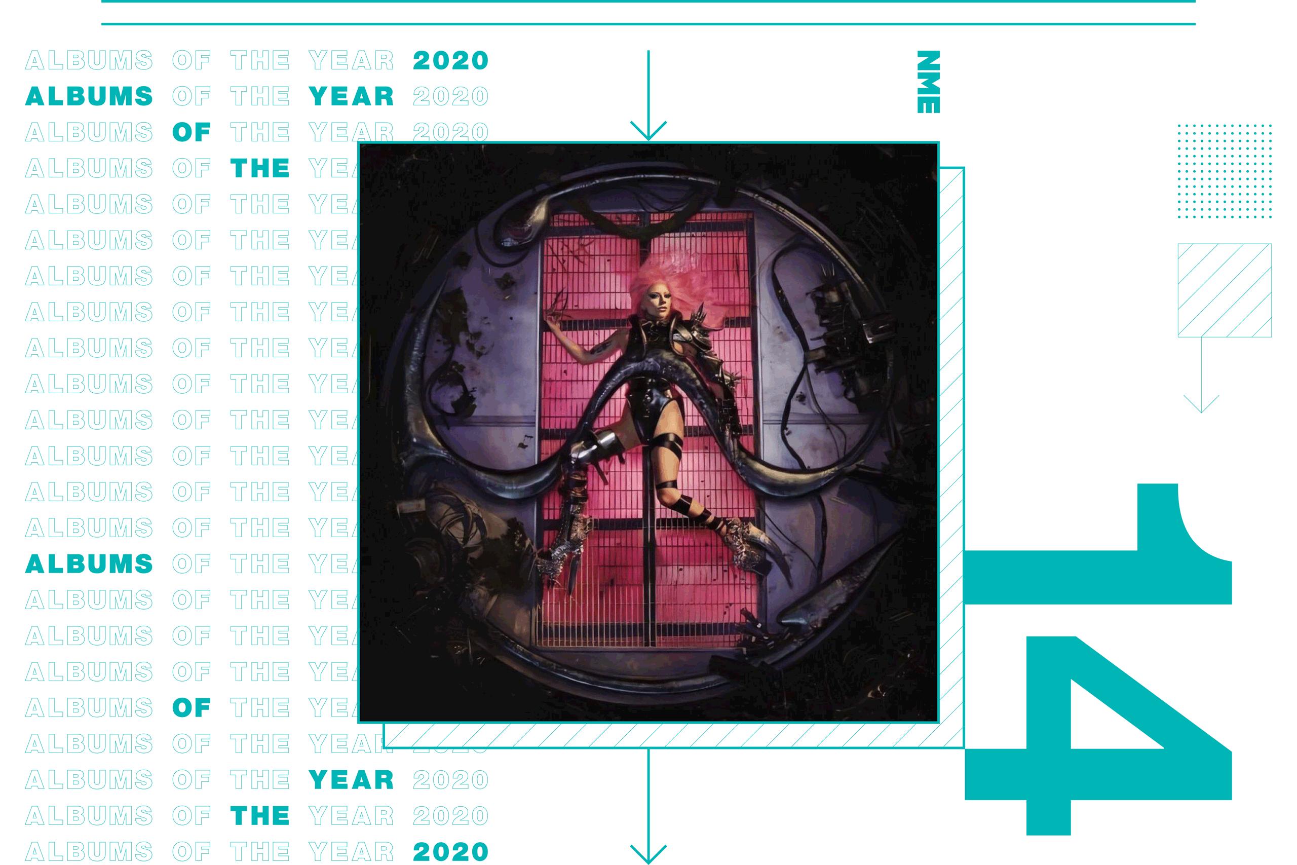 NME Album Of The Year 2020 Lady Gaga, 'Chromatica'
