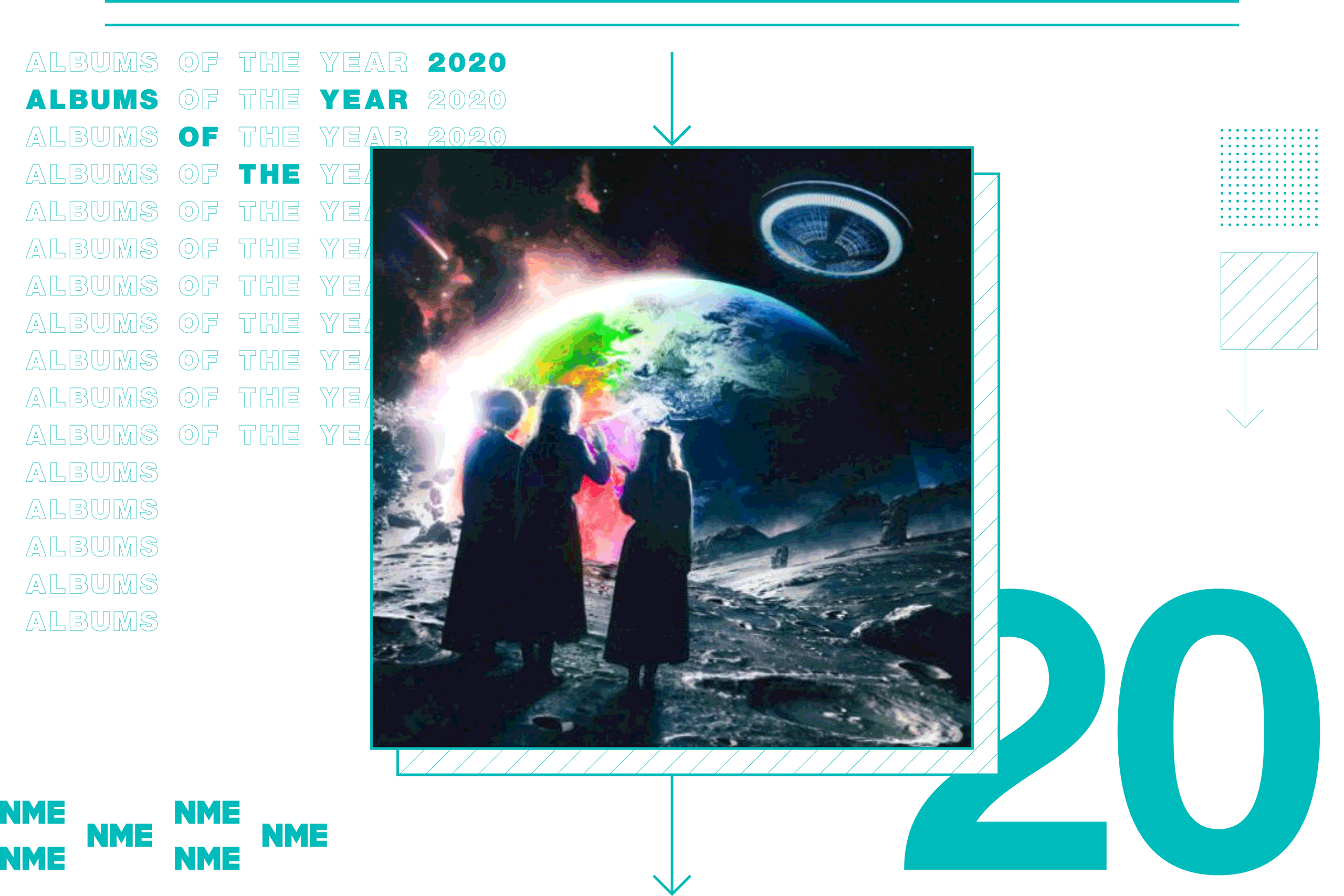 NME Album Of The Year 2020 Lil Uzi Vert, 'Eternal Atake'