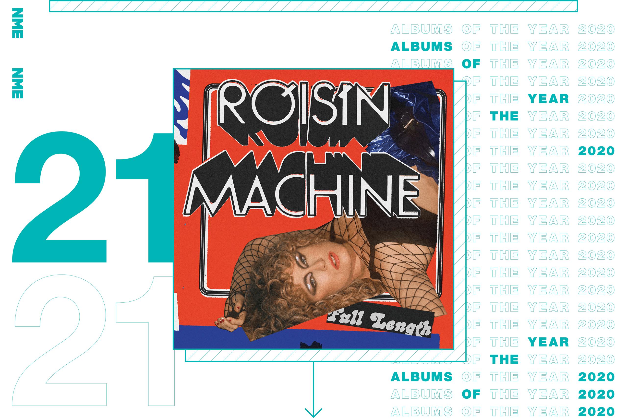 NME Album Of The Year 2020 Roisin Murphy, 'Roisin Machine'