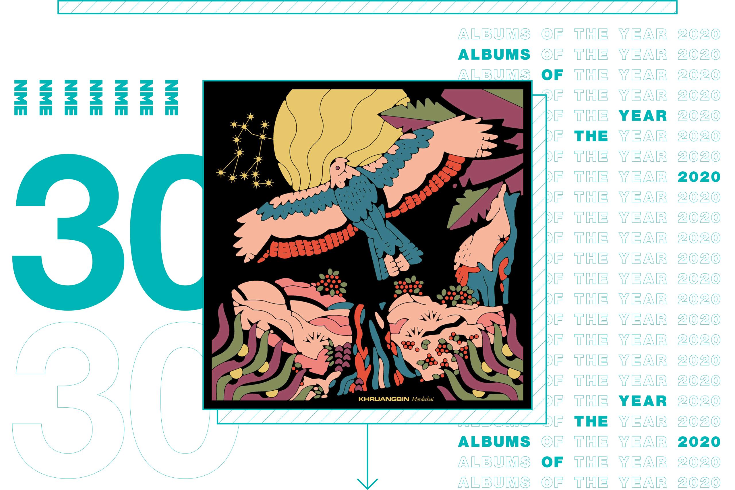 NME Album Of The Year 2020 Khruangbin, 'Mordechai'