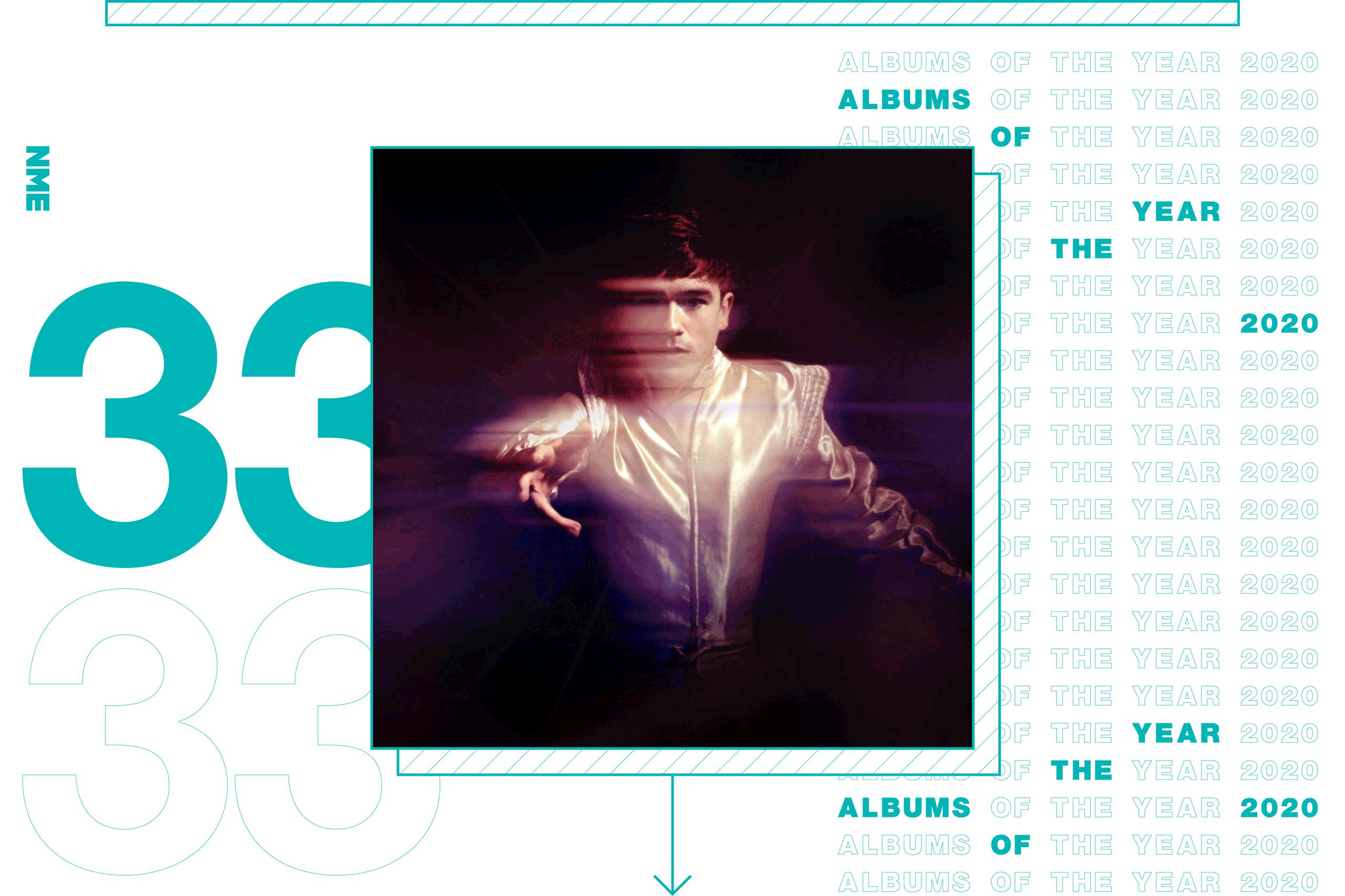 NME Album Of The Year 2020 Declan McKenna, 'Zeros'
