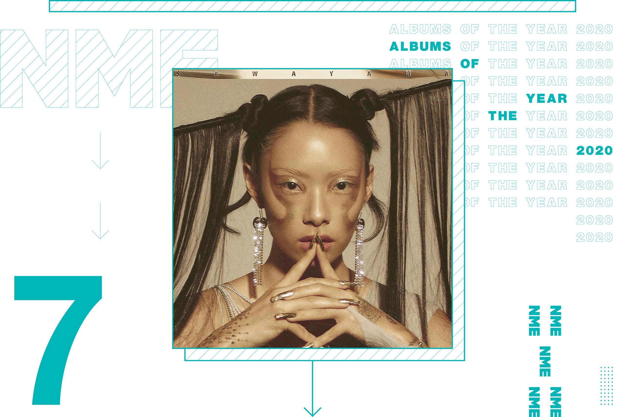 NME Album Of The Year 2020 Rina Sawayama – 'SAWAYAMA'