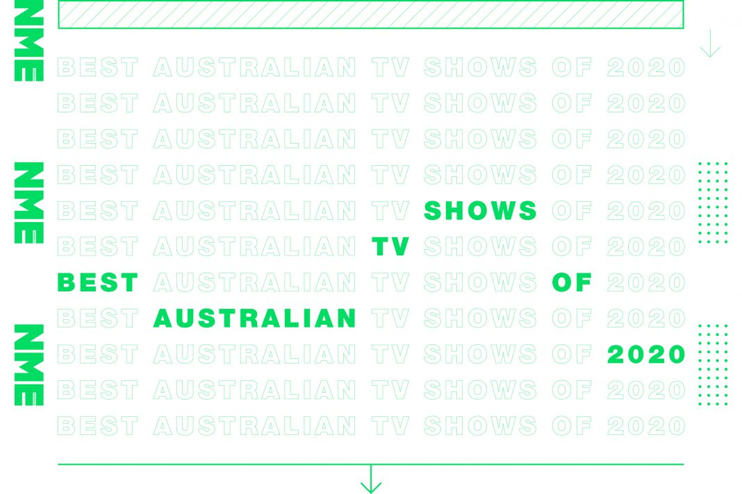 NME Australia TV Shows Of The Year