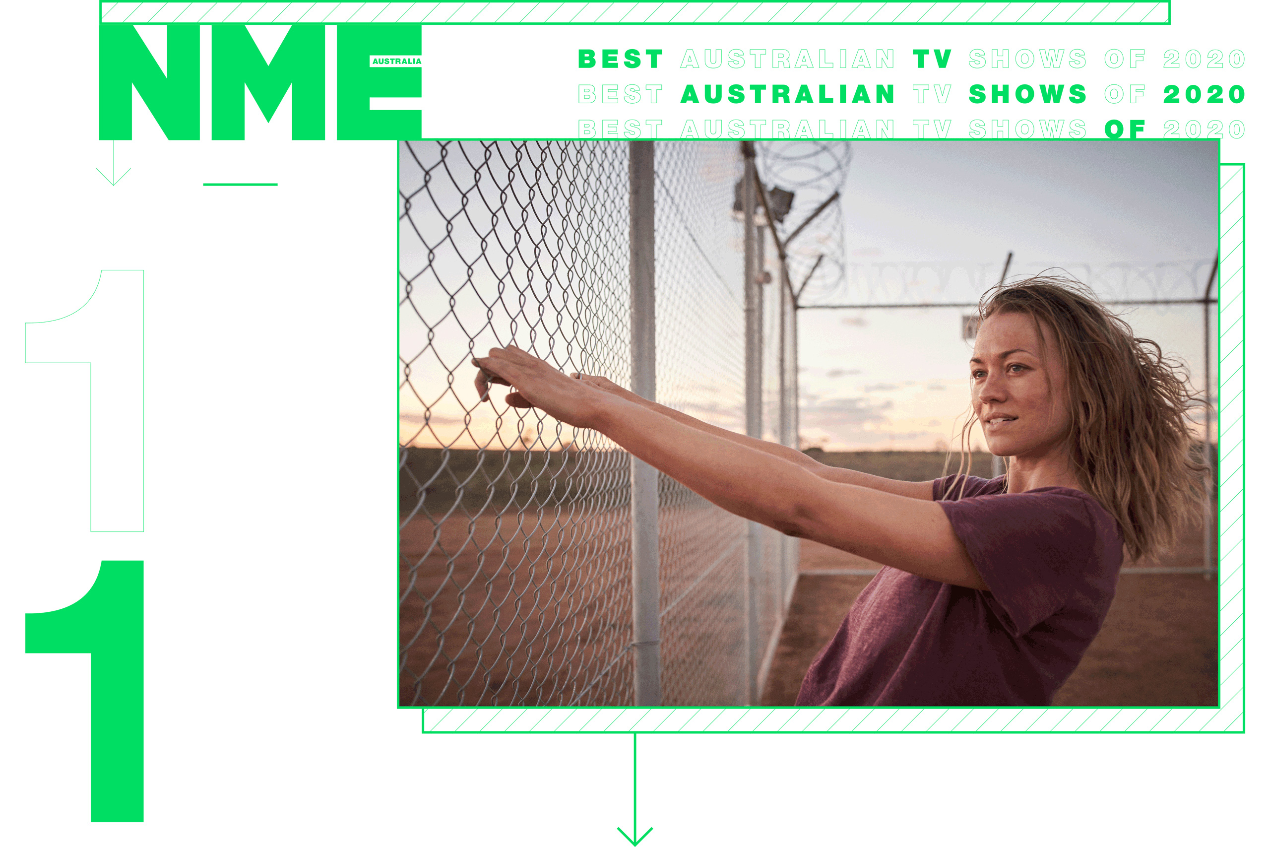 NME Australia TV Shows Of The Year, Stateless