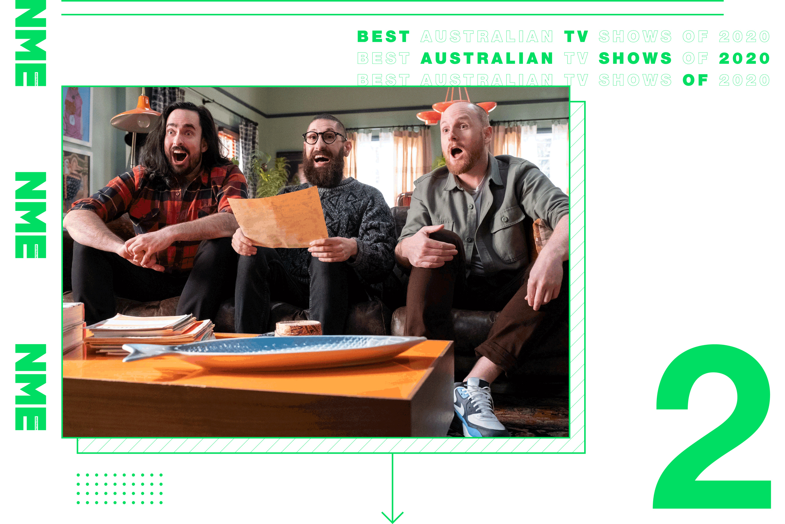 NME Australia TV Shows Of The Year, Aunty Donna's Big Ol' House of Fun