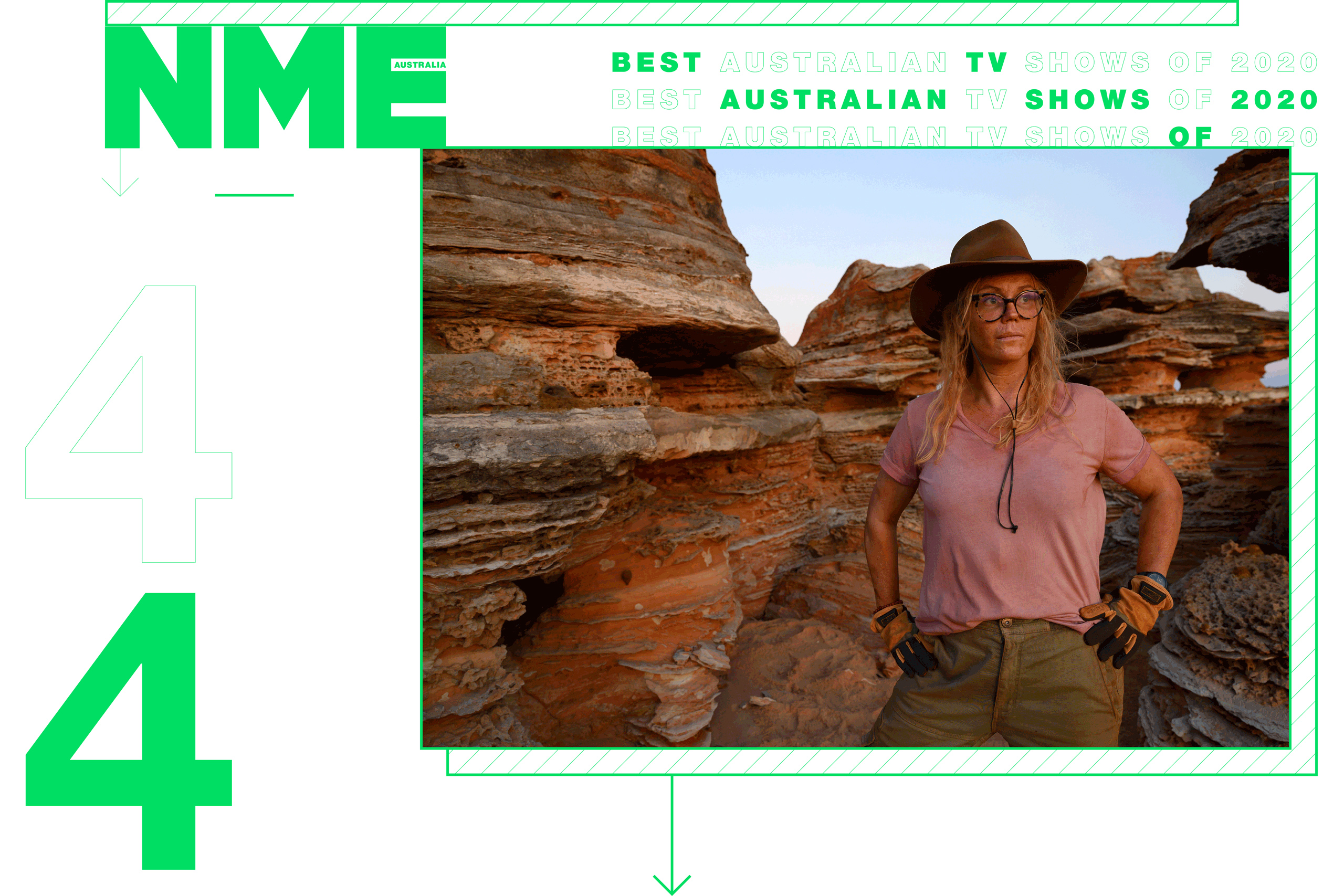 NME Australia TV Shows Of The Year, Mystery Road