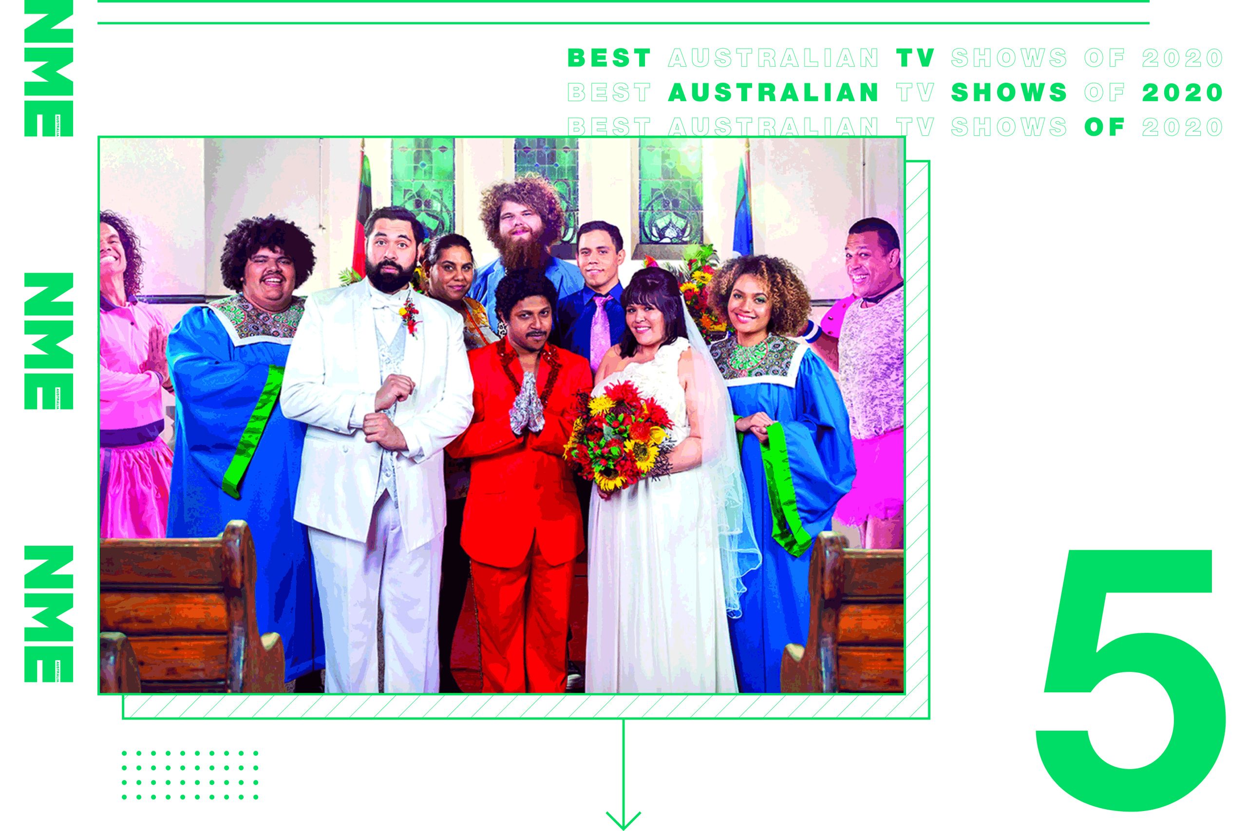 NME Australia TV Shows Of The Year, Black Comedy