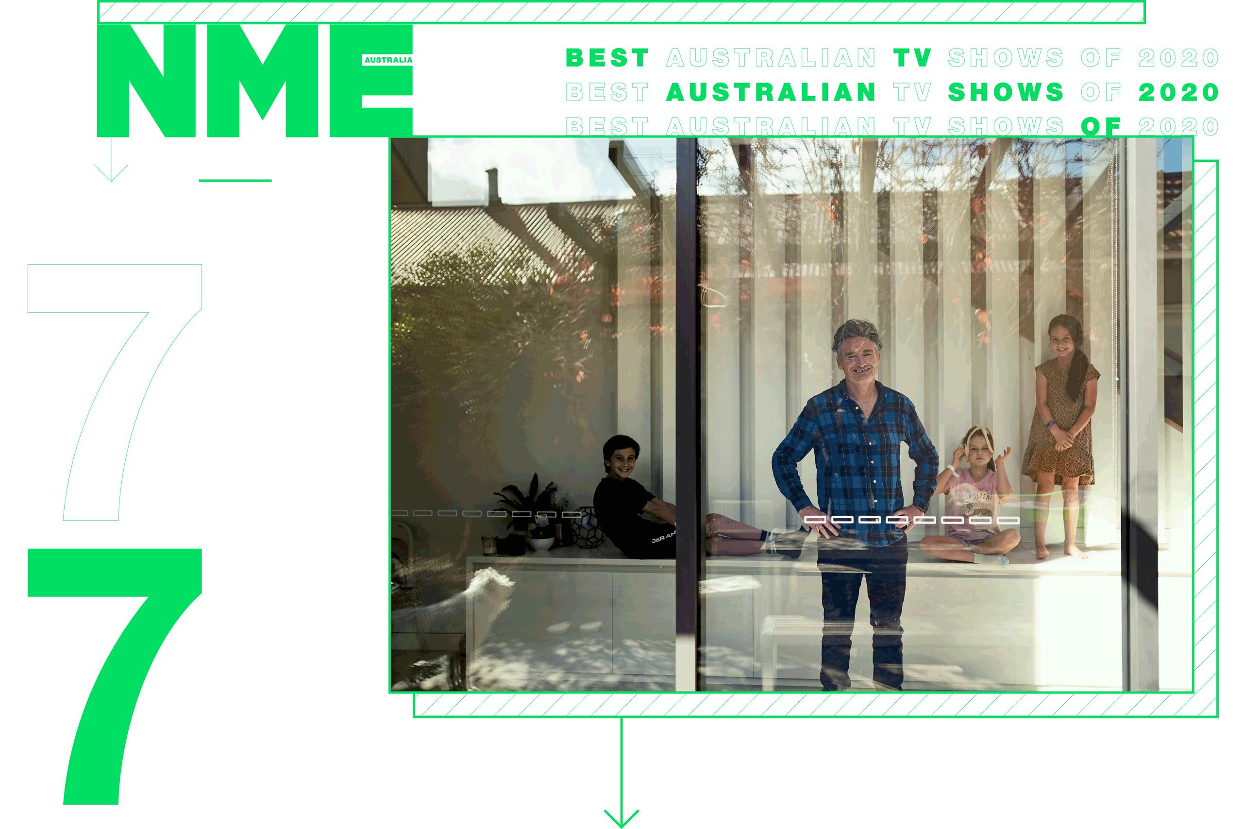 NME Australia TV Shows Of The Year, Australian Lockdown Comedy Festival