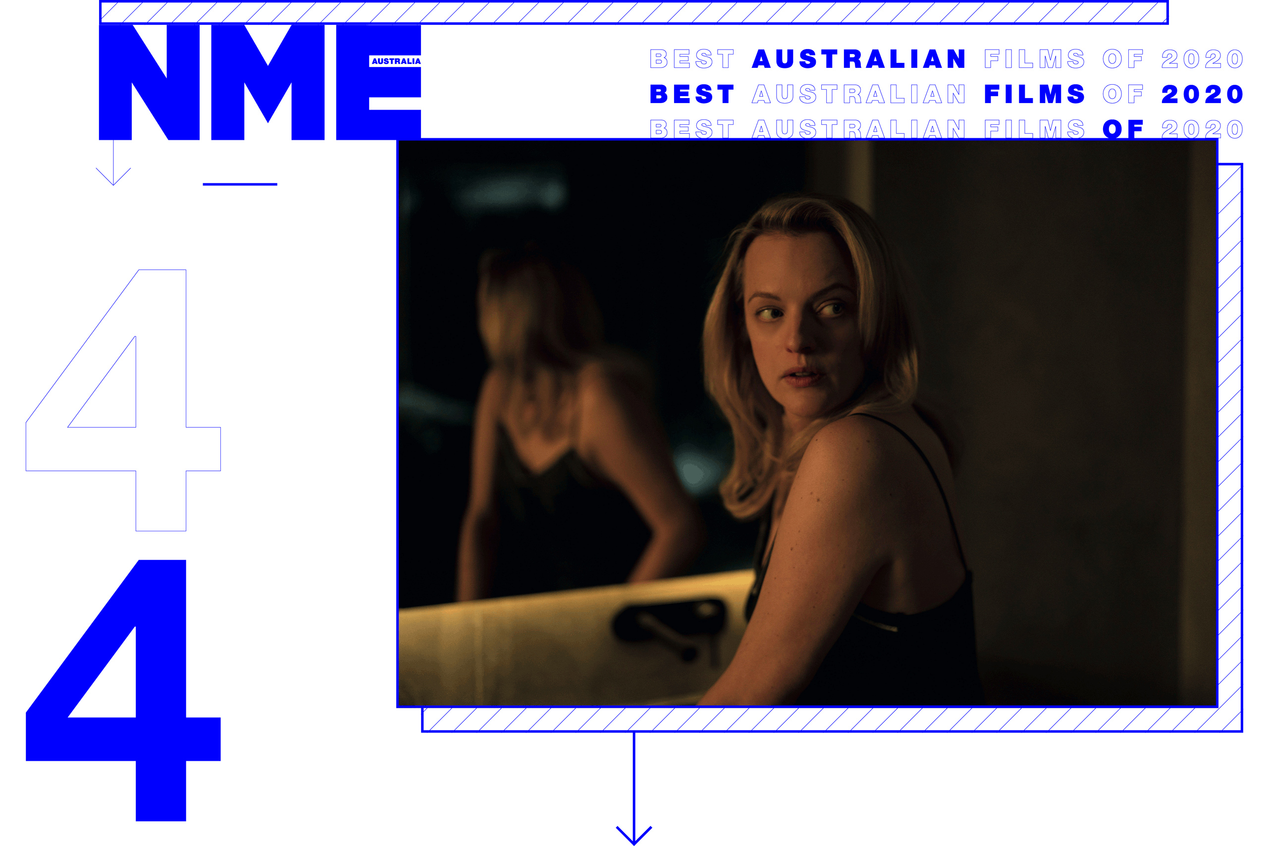 NME Australia Films Of The Year, The Invisible Man