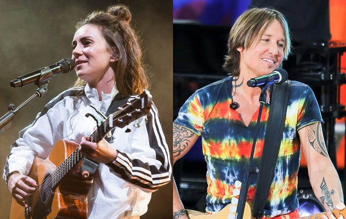 Amy Shark Keith Urban
