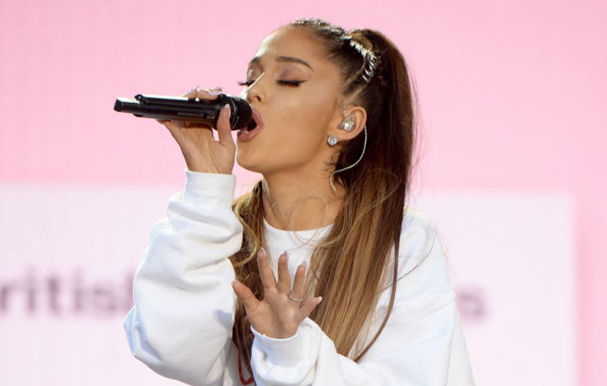 Ariana Grande - Manchester