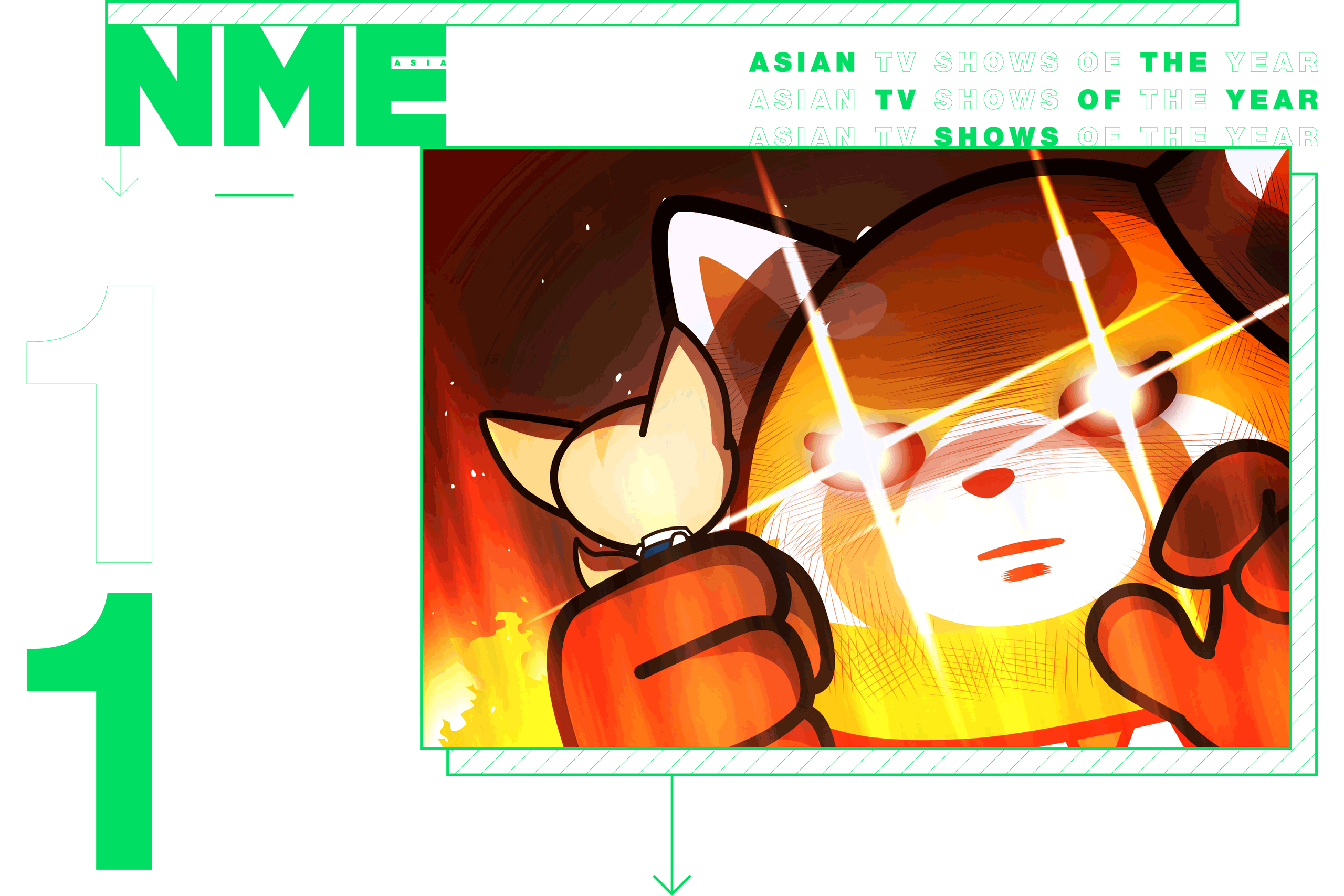 NME Asian TV Shows Of The Year Aggretsuko
