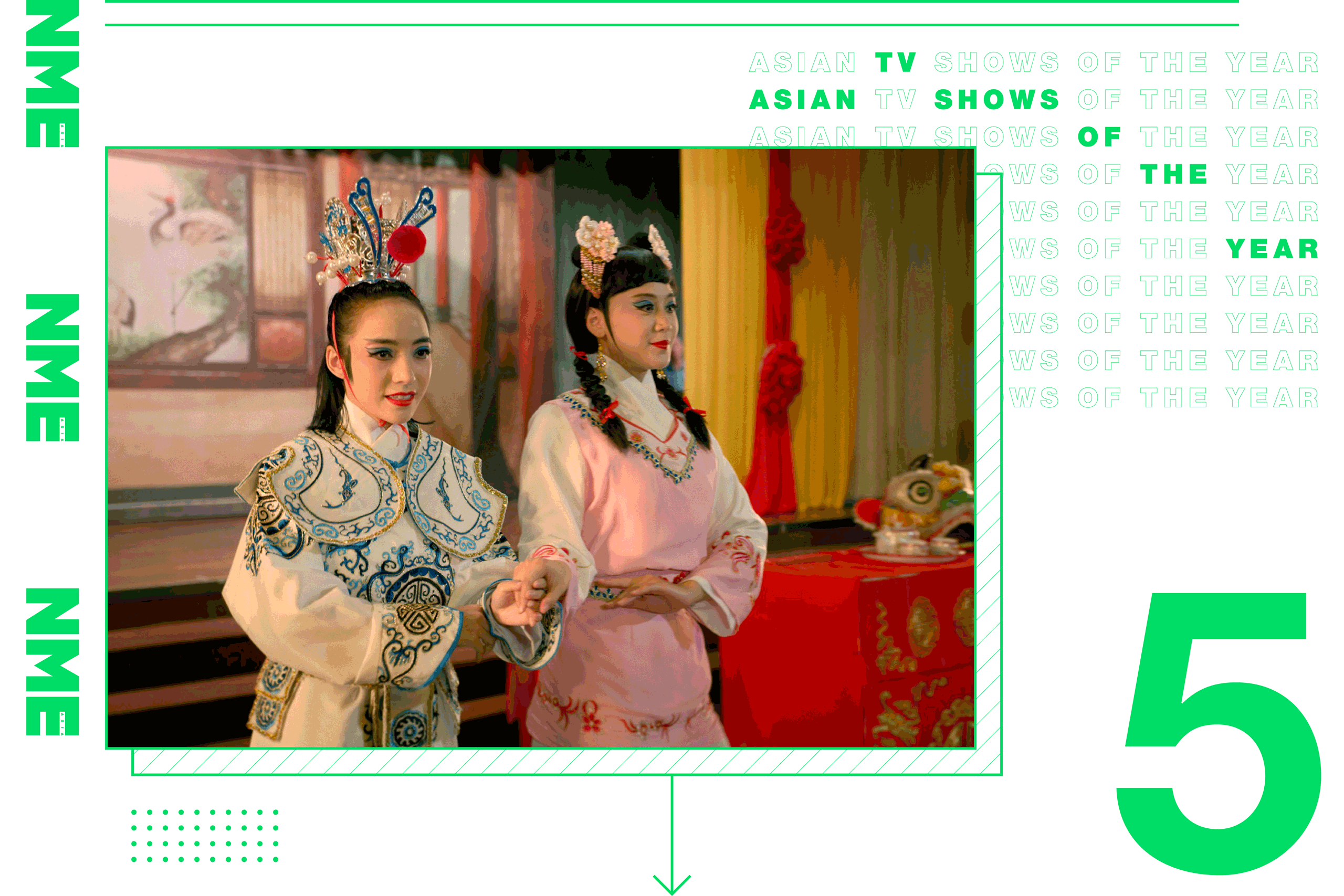 NME Asian TV Shows Of The Year Titoudao: Inspired By The True Story Of A Wayang Star