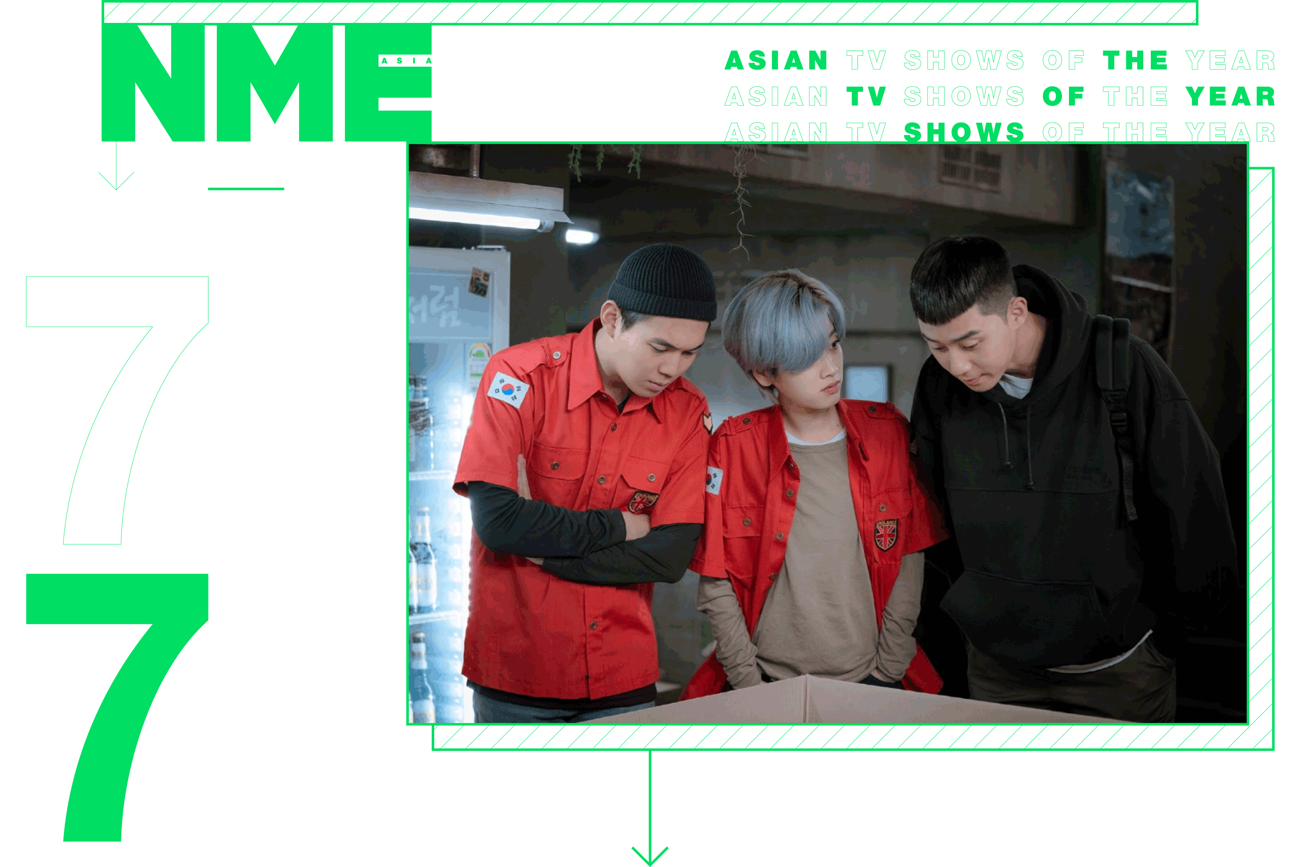 NME Asian TV Shows Of The Year Itaewon Class