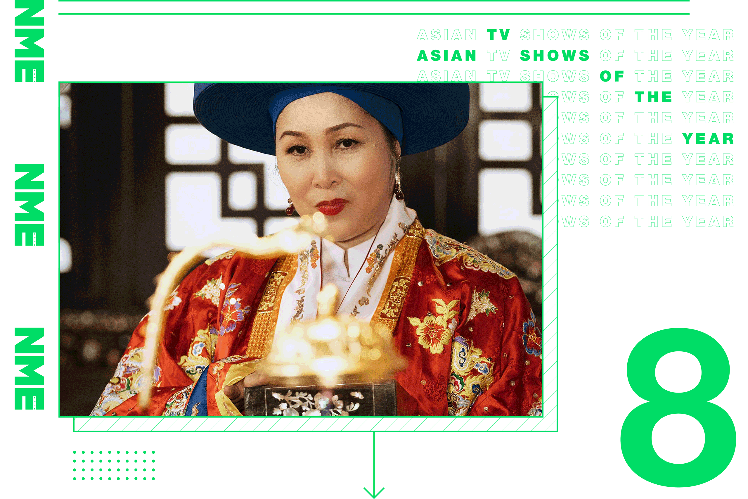 NME Asian TV Shows Of The Year Emperor's Gift