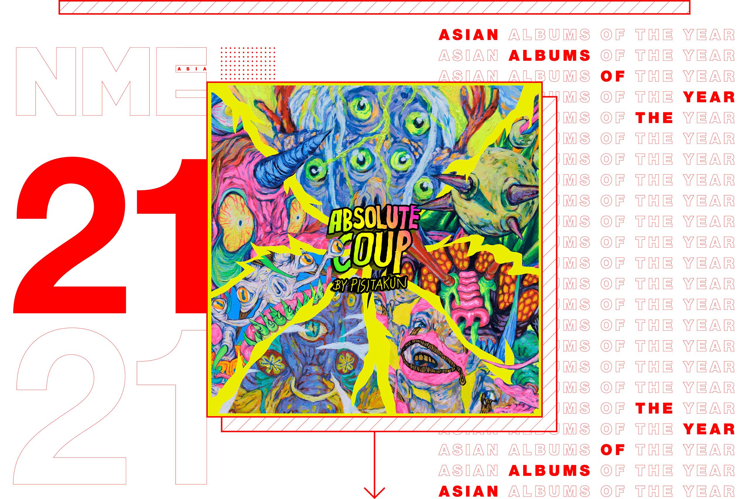 nme asia albums of the year 2020 pisitakun