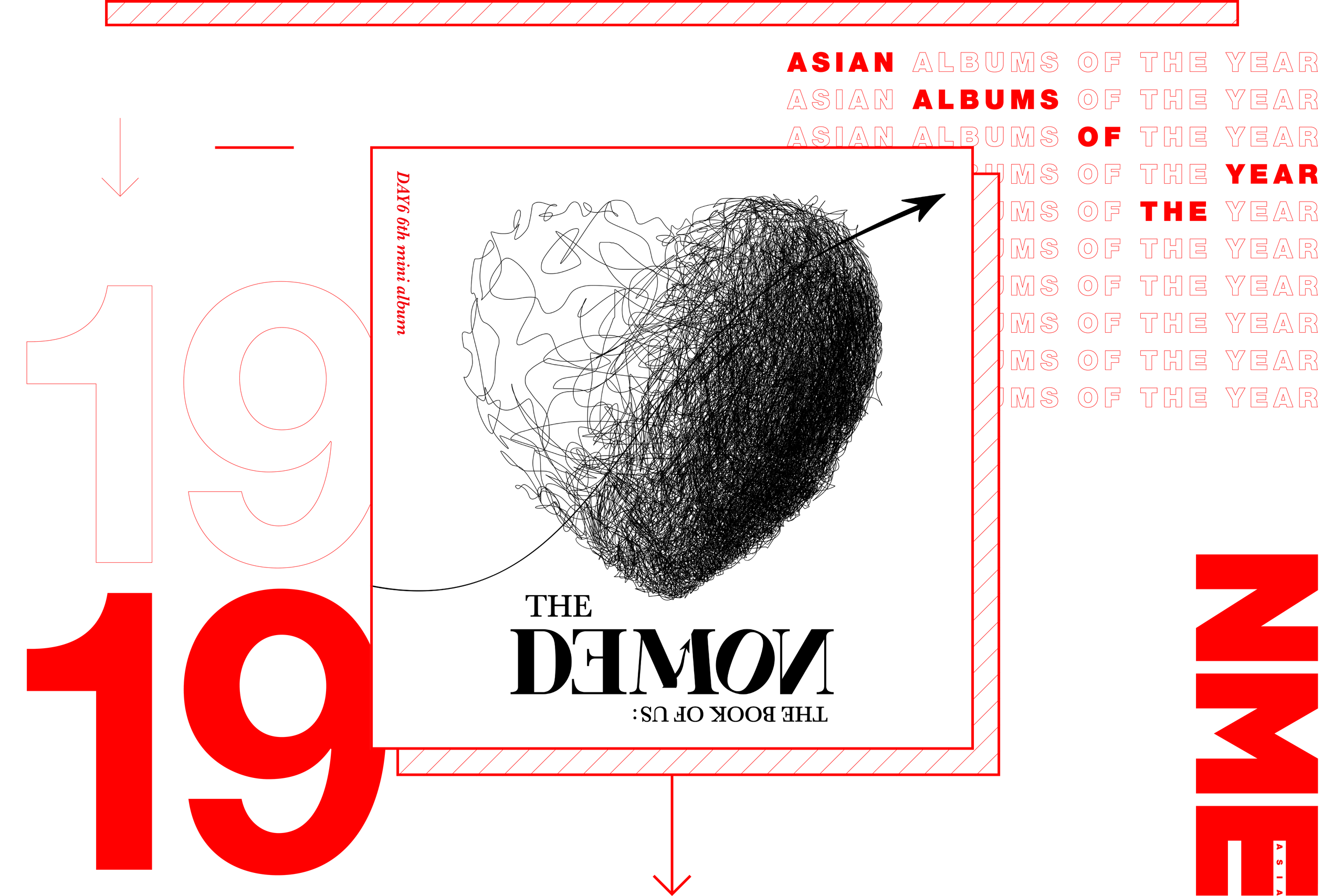 nme asia albums of the year 2020 day6