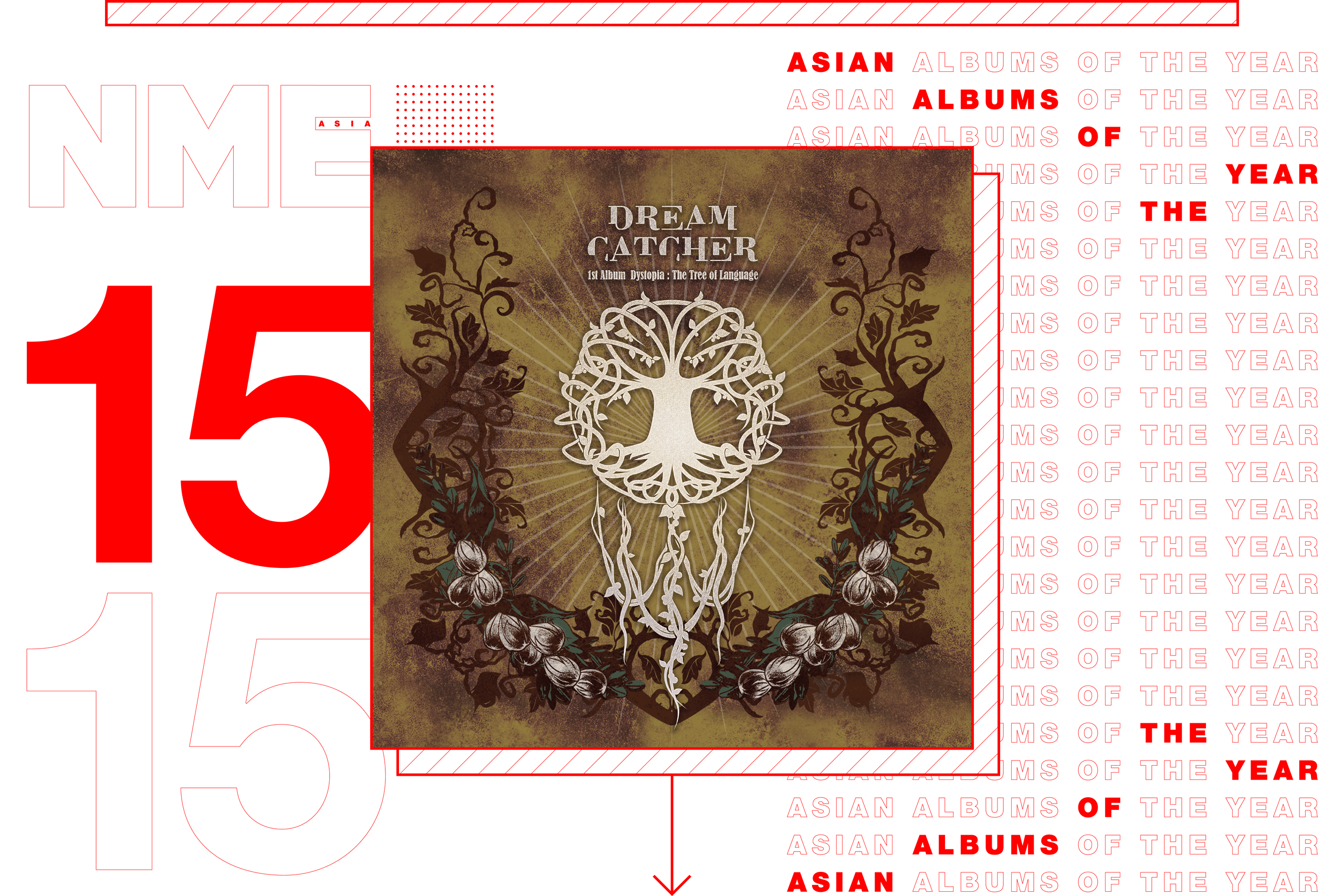 nme asia albums of the year 2020 dreamcatcher