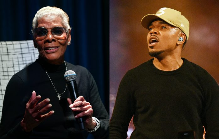 Chance The Rapper Dionne Warwick new music