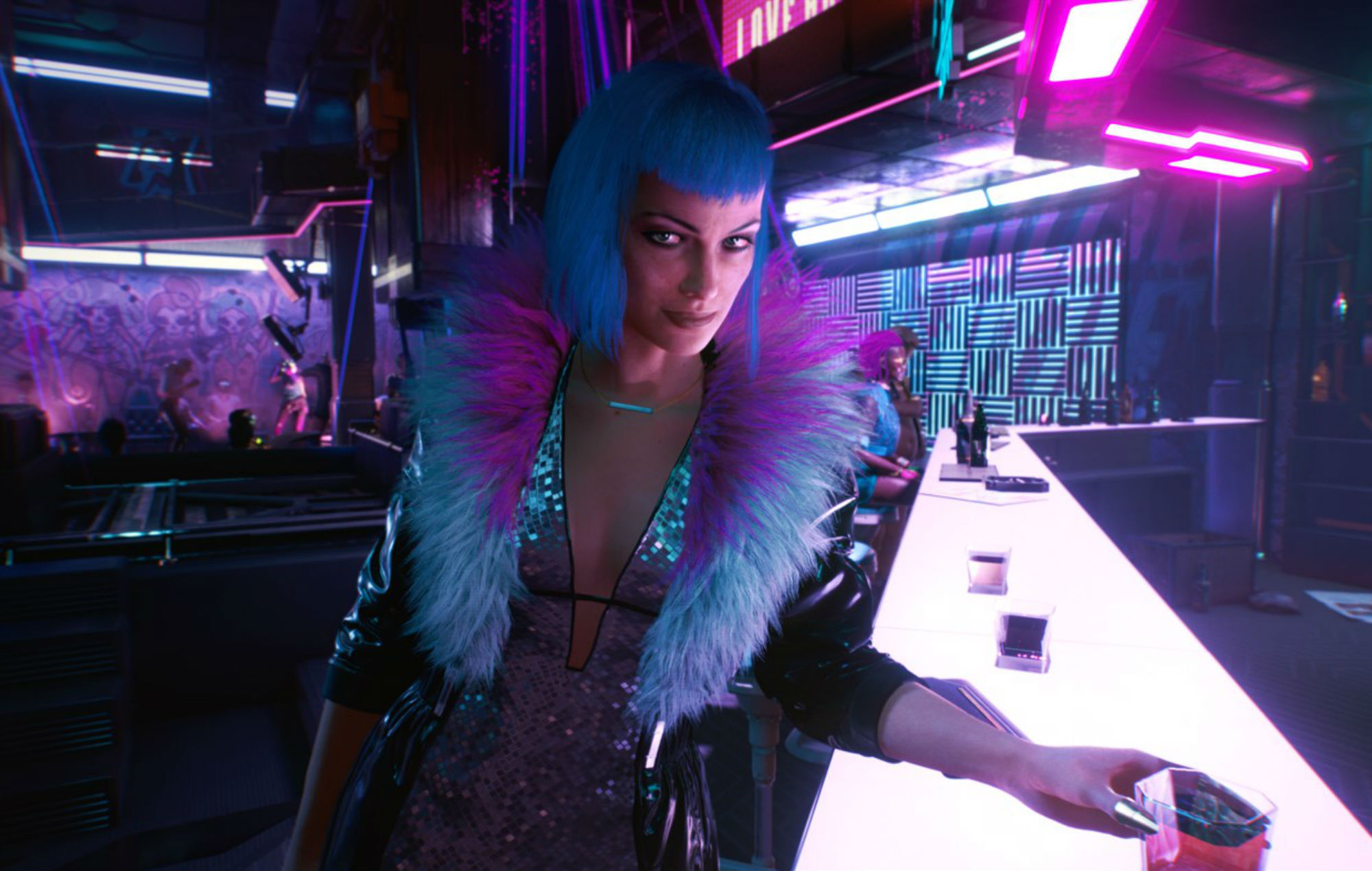 CD Projekt can't commit to 'Cyberpunk 2077' arriving on next-gen this year