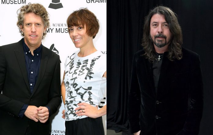 Dave Grohl Birds And Bees