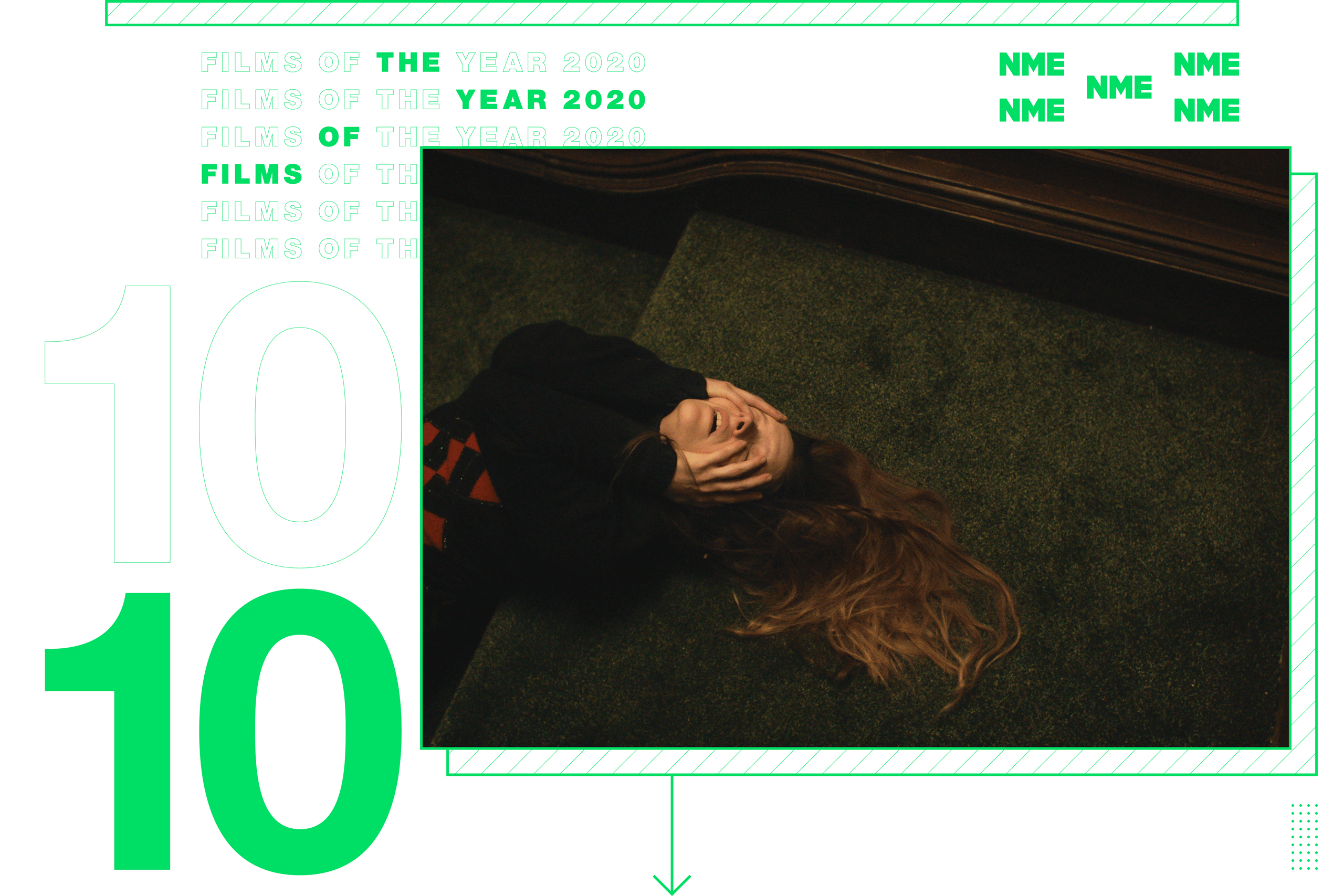 NME Global Films of the Year Saint Maud