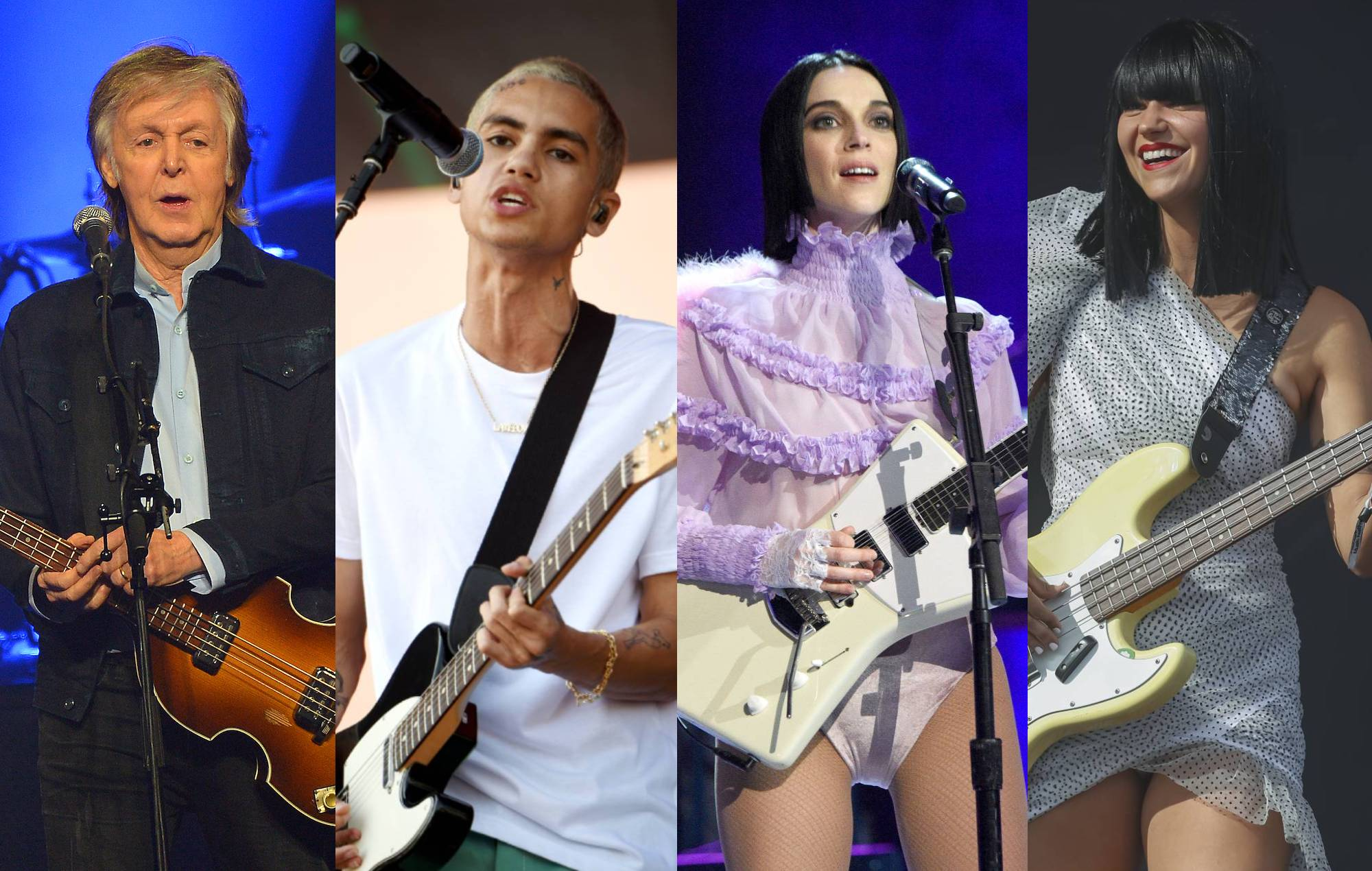 Paul McCartney has been listening to Dominic Fike, St Vincent and Khruangbin