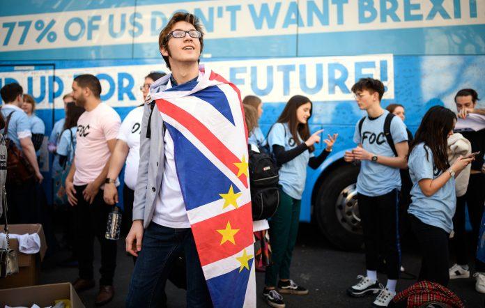 Students, Brexit