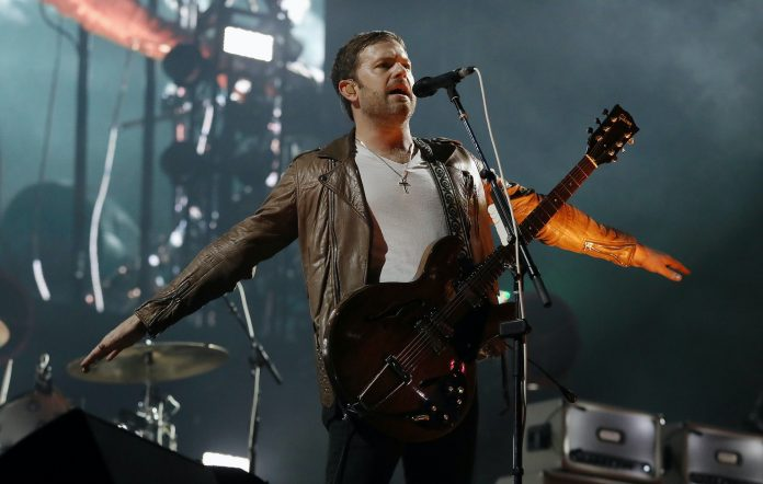 Kings Of Leon, Caleb Followill