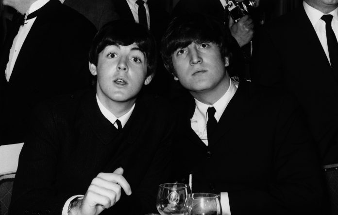 Paul McCartney, John Lennon, The Beatles