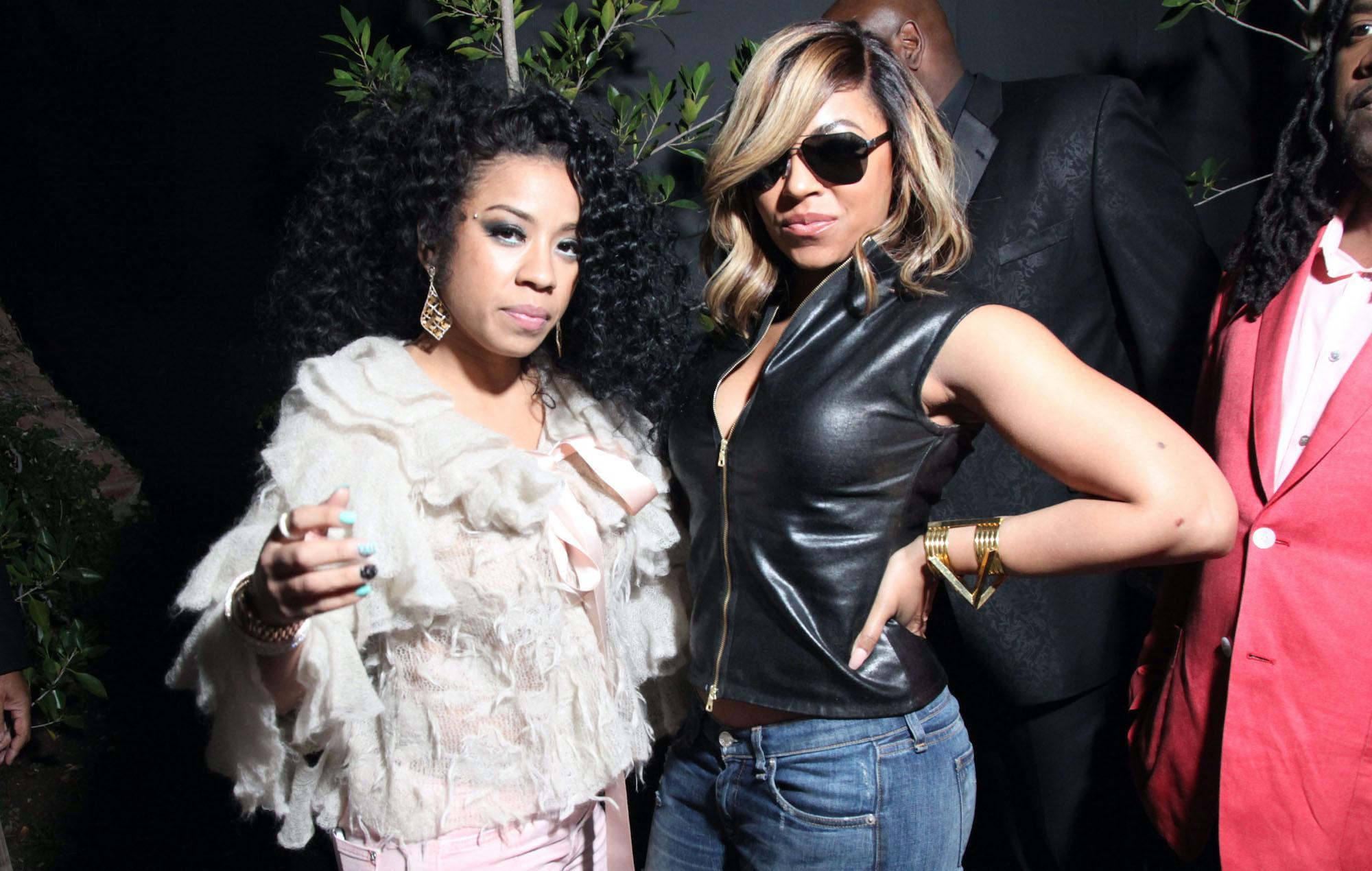 Ashanti and Keyshia Cole to go head-to-head in next VERZUZ ...